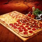 Słów kilka o przyrządzaniu pizzy