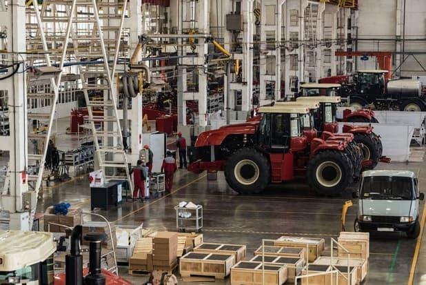 jaki olej do maszyny rolniczej?