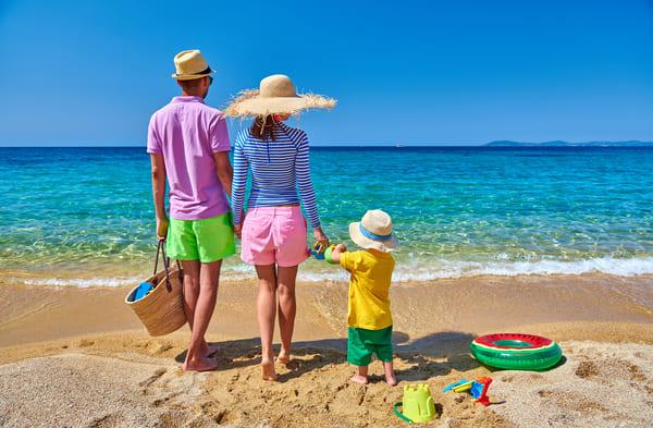 wakacje z dziecmi nad polskim morzem