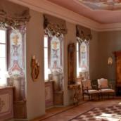 Zamek pełniący funkcję bielarni lnu – Pałac Pakoszów